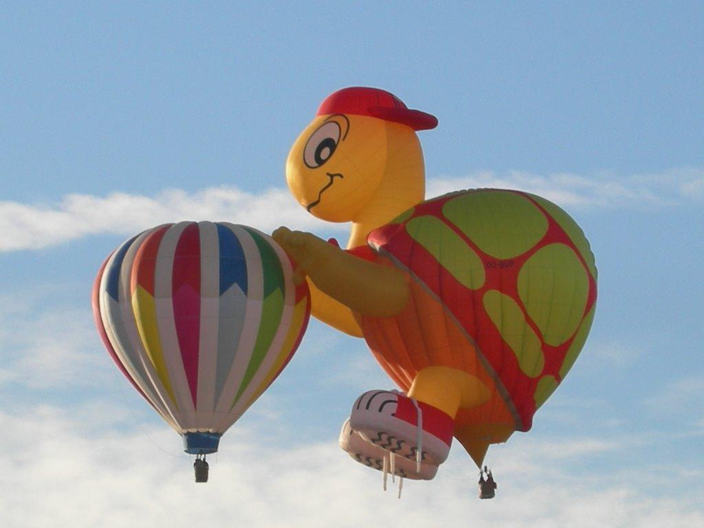 Albuquerque International Balloon Fiesta Guide by MangoRV!